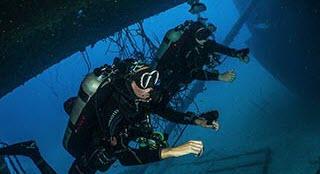 Underwater Archaeologist